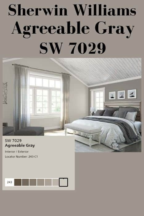 agreeable gray sw       gray west