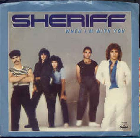 When I M sheriff 3 when i m with you vinyl at discogs