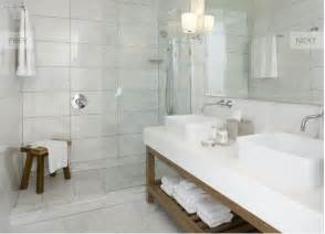 White Marble Bathroom Ideas by White Canvas Designs March 2011