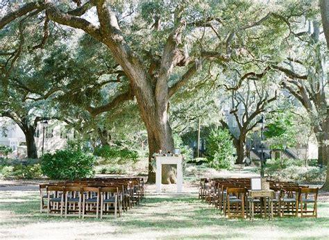 Quaint Savannah Wedding in Chatham Square   Savannah