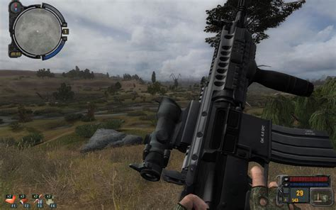full weapon upgrades for arsenal overhaul v1 1 out addon barrett rec 7 image arsenal overhaul 3 mod for s t a l k