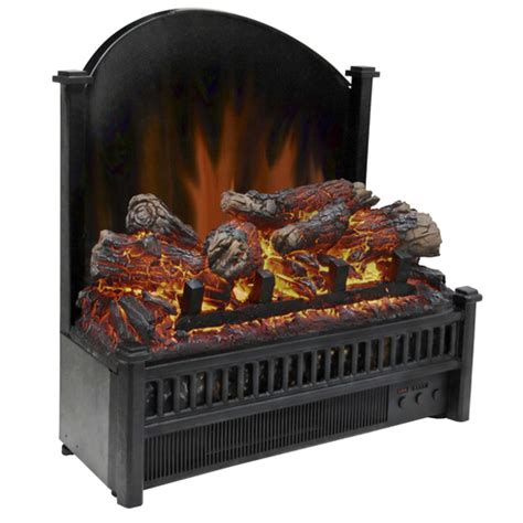 Electric Fireplace Inserts At Lowes by Pleasant Hearth Electric Insert Transitional All In One