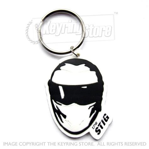 official top gear the stig car keyring in gift box ebay the stig top gear keyring the keyring store