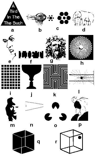printable simple optical illusions optical illusions teaching ideas