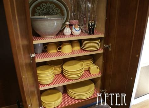 Lining Kitchen Cabinets | shelf liners kitchen accessories that escape your attention