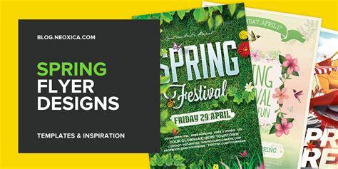 flyer design blog neoxica top 13 spring flyer designs templates 2017