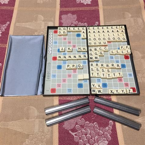 travel scrabble magnetic 1000 ideas about magnetic scrabble board on