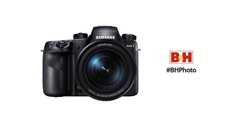 Kamera Samsung Mirrorless Nx1 samsung samsung nx1 mirrorless digital ev nx1zzzbqbus b h