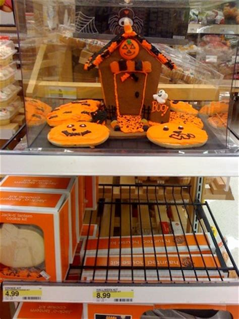 gingerbread house kit target halloween gingerbread haunted house kits now at target gingerbread fun