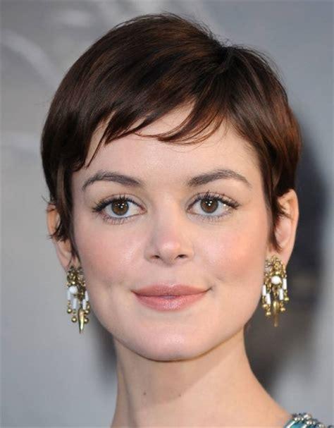 hair styles for thin hair fir a square faces stylish short hairstyles for chubby face cinefog