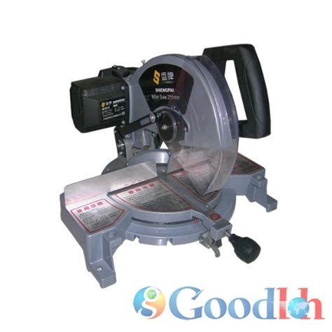 Mesin Gergaji Miter Gergaji Mesin Aluminium Compound Miter Saw
