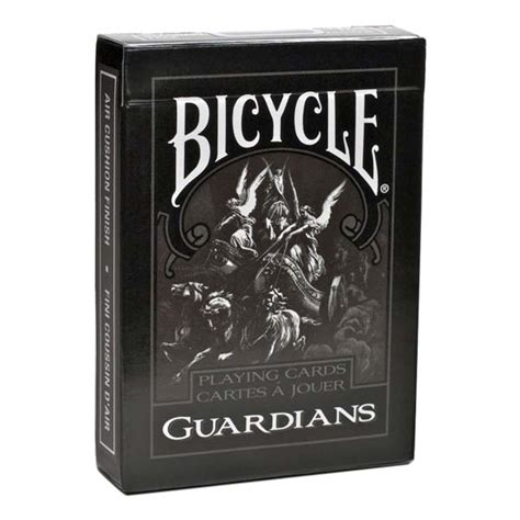 best bicycle decks bicycle 174 guardians cards bicycle cards