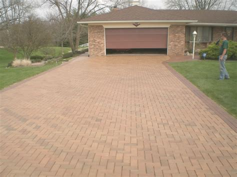 Paver Sealing Solutions 187 Paver Patio Bellbrook Oh Sealing A Paver Patio