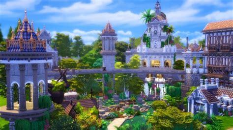 fantasy town  akai sims kaibellvert sims  updates