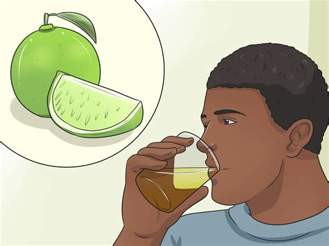 Sinus Cure 3 easy ways to cure postnasal drip wikihow