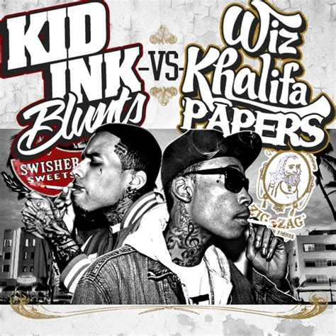 kid ink rss2 download listen new mixtape wiz khalifa kid ink blunts vs papers mixtape hot music