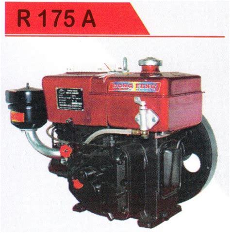 Mesin Potong Rumput Maxtron r175a dongfeng engine diesel r175a 7 hp jual mesin