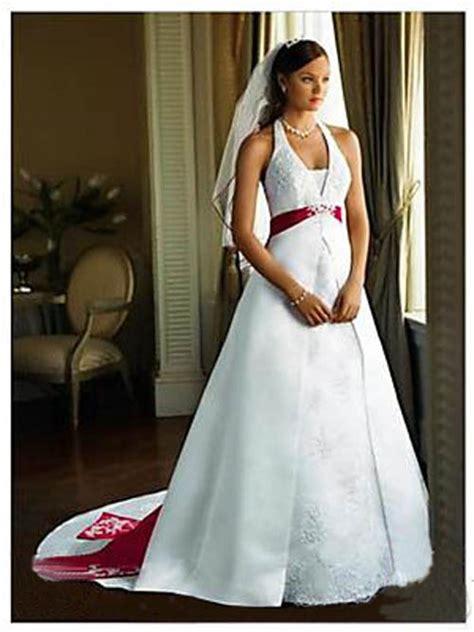 red white  blue wedding dress  patriotic