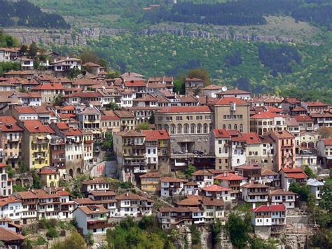 European Housing Design Veliko Tarnovo A Historical City In Bulgaria Travel Featured