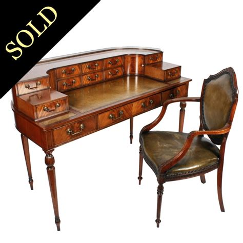 carlton house writing desk carlton house desk mahogany writing table