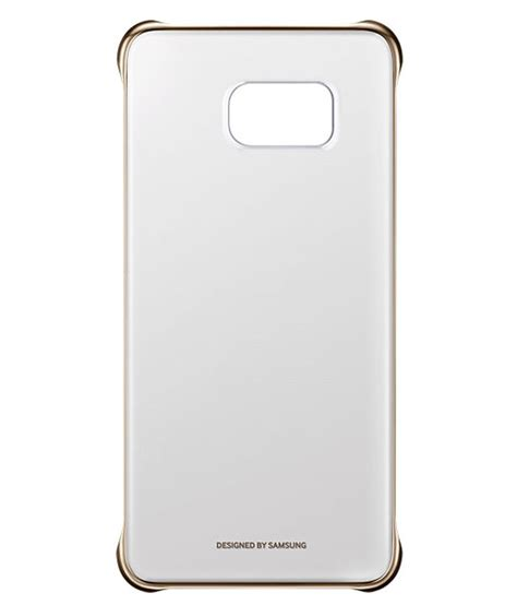 Back Cover Samsung S6 Edge samsung back cover for samsung galaxy s6 edge golden