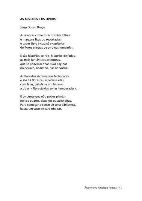 Poemas sobre Árvores - Uma Antologia Poética