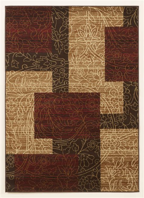 Cottage Area Rugs Signature Design Cottage Area Rugs R197002 Rosemont Medium Rug Dunk Bright