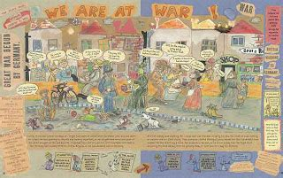 archies war the graphic classroom archie s war my scrapbook of the