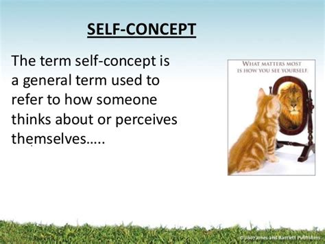 what is selves self concept