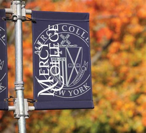 Mercy College Mba Nyc by Banner Study Outside Sonor