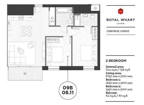 compass house royal wharf london floor plan showroom hotline 65 61007688