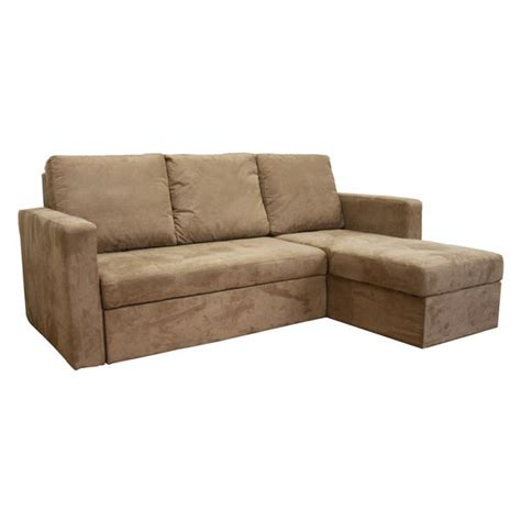 storage chaise tila convertible sofa with storage chaise dcg stores
