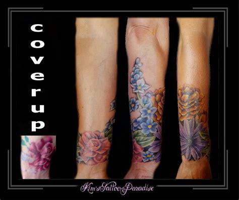 flower kim s tattoo paradise pols s paradise