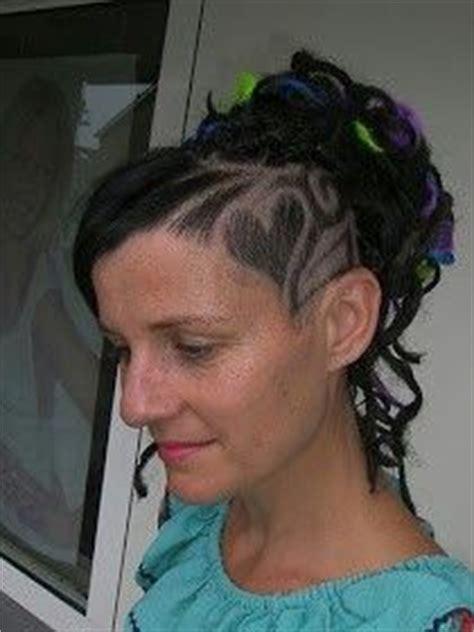 heartbeat hair tattoo women s heart hair tattoo hair tattoos pinterest