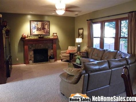amusing earth tone colors living room
