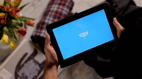 skype for android tablet skype for android now officially tablet optimized droid