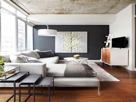 modern condo furniture kleine woonkamer inrichten interieur insider interior designs furnitureteamscom