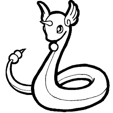 pokemon coloring pages dratini dratini pokemon coloring pages images pokemon images