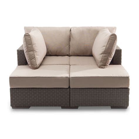 Lovesac Modular Furniture - lovesac modular outdoor furniture touch of modern