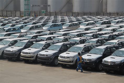 toyota manufacturing company toyota indonesia consistently increase it s export volume