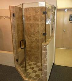 How To Install Glass Shower Doors Framed Vs Frameless Glass Shower Doors Options Ideas 4 Homes