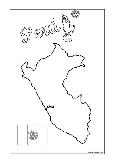 simbolos patrios colouring pages simbolos patrios peruanos para colorear apexwallpapers com