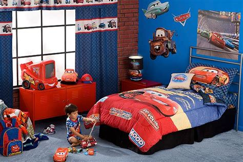 Disney Cars Bedroom Decor | disney s cars decorations for room room decorating ideas