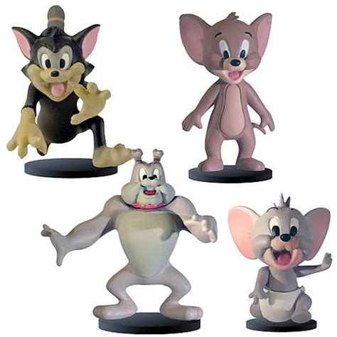 Figure Tom And Jerry tom and jerry 2 inch collector mini figure 6 pack