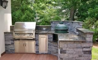 outdoor kitchen photos custom kitchens big green egg custom outdoor kitchen michael glassman amp associates