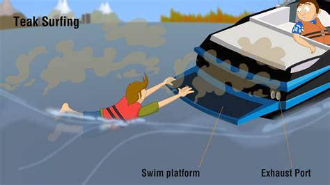 boat carbon monoxide detector carbon monoxide poisoning dangers while boating ace boater