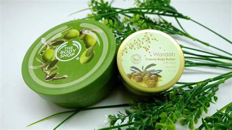 Harga Wardah Olive pilih yang mana butter olive the shop atau