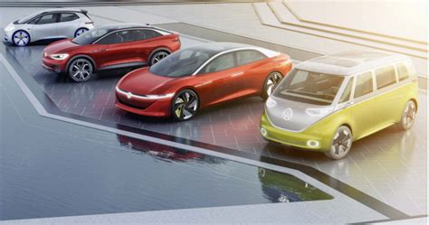 Volkswagen Id Family 2020 by Will Volkswagen S Electric Microbus Be Made In The Usa