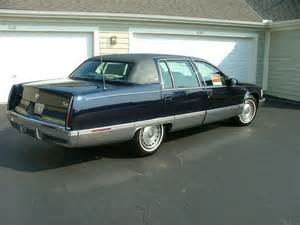 1996 Cadillac Fleetwood Brougham For Sale Find Used 1996 Cadillac Fleetwood Brougham Sedan 4 Door 5