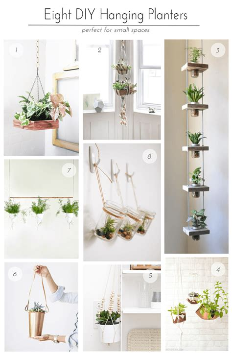 Hanging Plant Diy taking things vertical wellnesting creating a happy